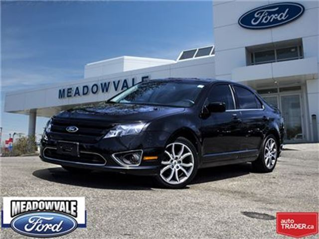 2012 FORD FUSION SEL in Mississauga, Ontario