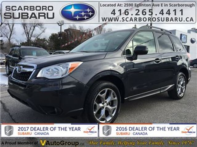 2016 Subaru Forester 2.5i Limited Package w/Technology Pkg Option in Scarborough, Ontario