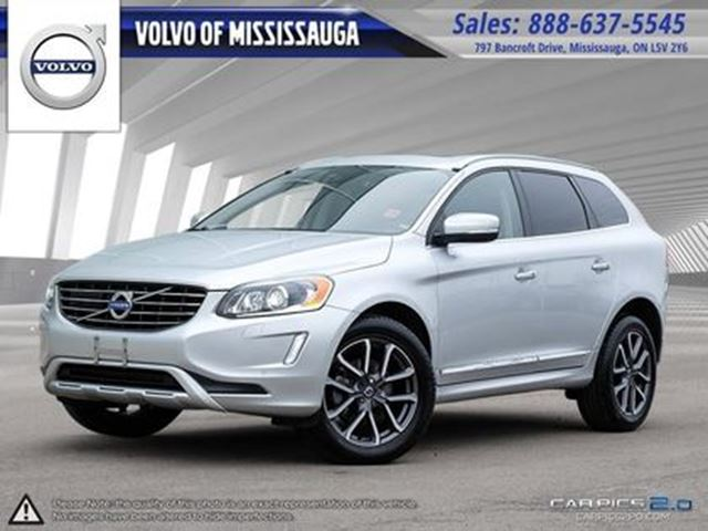 2016 VOLVO XC60 T5 AWD SE Premier from 0.9%-6Yr/160,000 - Mississa in Mississauga, Ontario