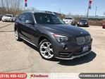 2015 BMW X1 xDrive28i   ROOF   LEATHER   AWD in London, Ontario