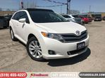 2015 Toyota Venza ONE OWNER   NAV   ROOF   LEATHER in London, Ontario