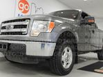 2013 Ford F-150 XLT 4x4- power drivers seat, keyless entry, grey grey and ready to slay in Edmonton, Alberta