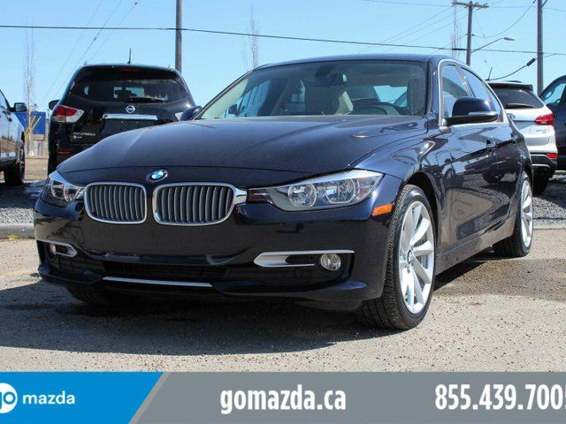 2014 BMW 3 SERIES 320 i xDrive in Edmonton, Alberta