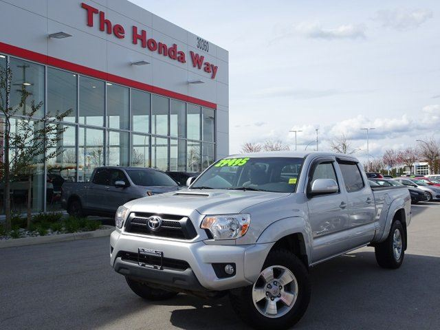 2013 TOYOTA TACOMA TRD Double Cab V6 Auto 4WD in Abbotsford, British Columbia