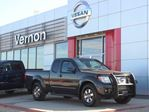 2011 Nissan Frontier PRO-4X King Cab in Vernon, British Columbia