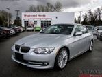 2011 BMW 3 Series i in Port Moody, British Columbia