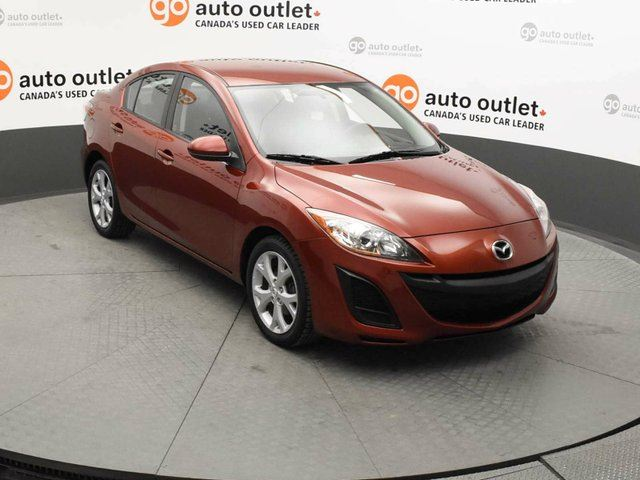 2011 MAZDA MAZDA3 GX in Red Deer, Alberta