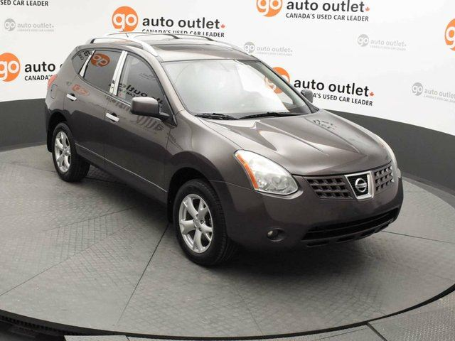 2010 NISSAN ROGUE SL 4dr All-wheel Drive in Red Deer, Alberta