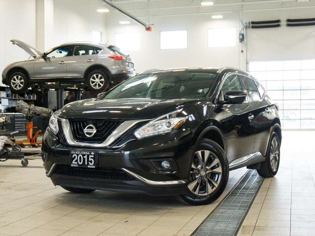 2015 NISSAN MURANO SL AWD in Kelowna, British Columbia