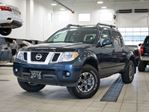 2016 Nissan Frontier PRO-4X Leather Package CrewCab 4WD in Kelowna, British Columbia