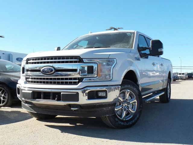 2018 FORD F-150 XLT 3.5L EcoBoost V6 302A in Midland, Ontario