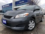 2009 Toyota Matrix XR  2.4L  M/T  POWER OPTION  ONE OWNER in Oakville, Ontario