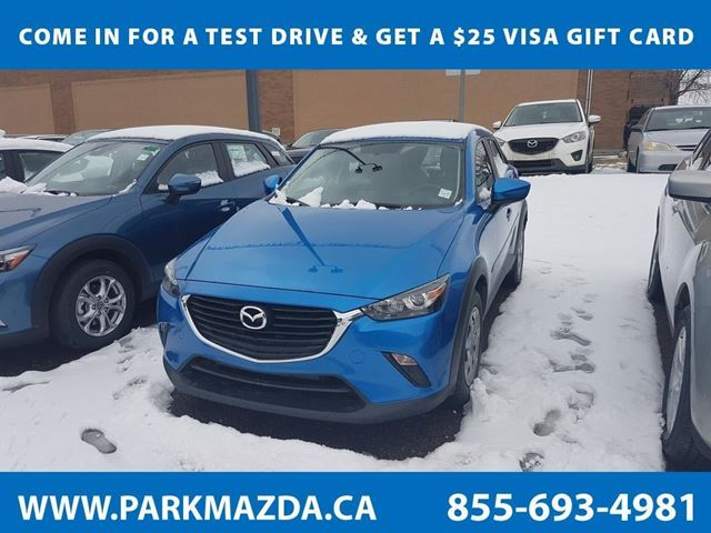 2016 MAZDA CX-3 - in Sherwood Park, Alberta