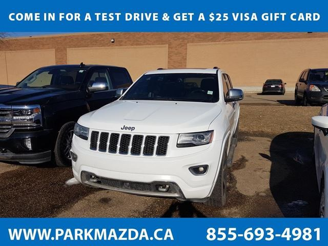 2014 JEEP Grand Cherokee - in Sherwood Park, Alberta