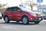 2015 Toyota RAV4 Limited in Richmond, British Columbia