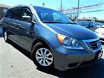 2010 Honda Odyssey EX-L  LEATHER.ROOF  POWER DOORS  8 PASSENGER in Kitchener, Ontario
