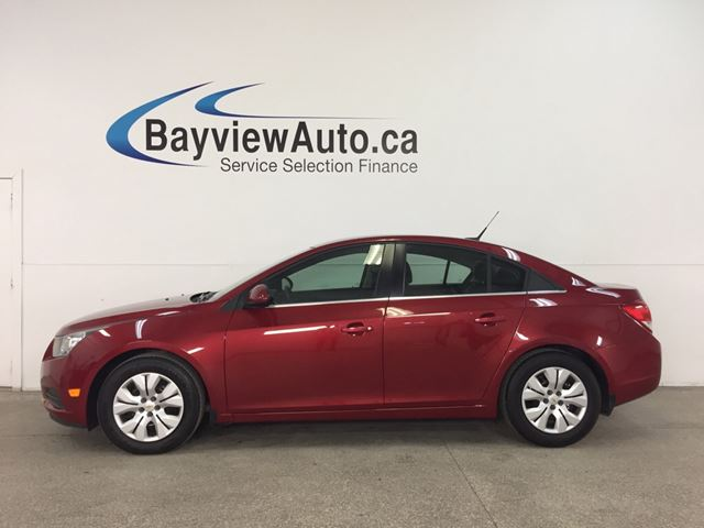 2014 CHEVROLET CRUZE 1LT - TURBO! 6 SPEED! A/C! MY LINK! REV CAM! CRUISE! in Belleville, Ontario