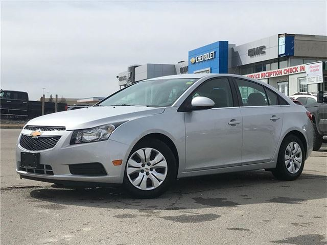 2014 Chevrolet Cruze 1LT 1LT TURBO, PWR GRP, ONE OWNER, NO ACCIDENTS in Newmarket, Ontario