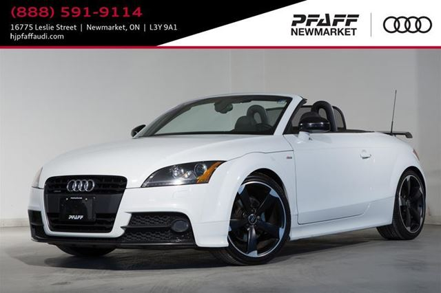 2015 Audi TT 2.0T S line Competition in Newmarket, Ontario