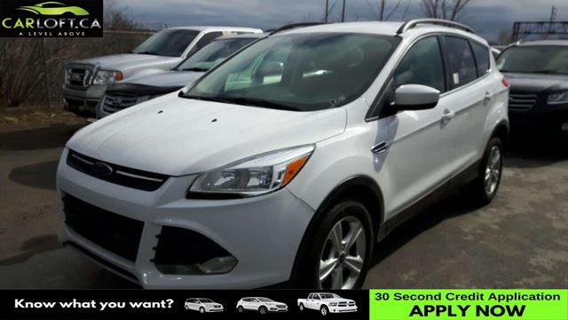 2014 FORD ESCAPE SE -  BACKUP CAM * PWR DRIVER * HEATED SEATS in Kingston, Ontario