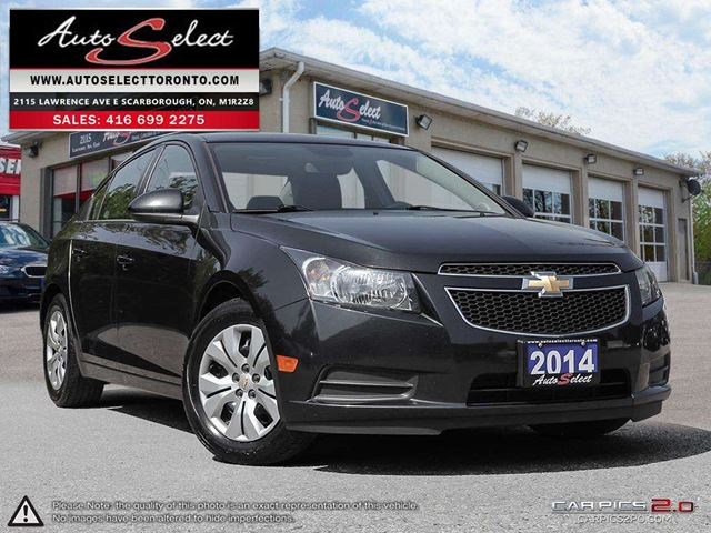2014 Chevrolet Cruze ONLY 69K! **BACK-UP CAMERA**SUNROOF**CLN CARPROOF in Scarborough, Ontario
