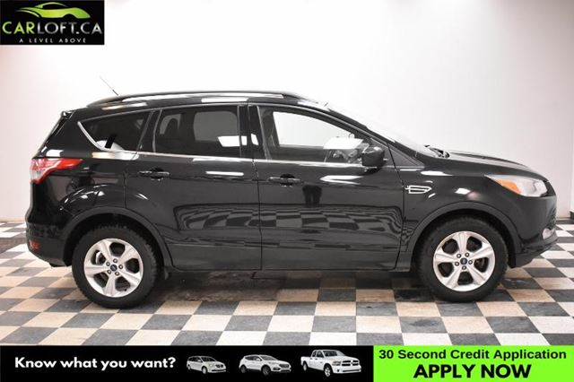 2014 FORD ESCAPE SE - BACKUP CAM * HEATED SEATS * POWER DRIVER in Kingston, Ontario