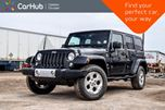 2014 Jeep Wrangler Unlimited Sahara 4x4 Hard Top Pwr Locks Keyless Entry Pwr Windows 18Alloy in Bolton, Ontario