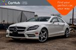 2014 Mercedes-Benz CLS-Class CLS 550 4Matic Navi Pano Sunroof Backup Cam Bluetooth Leather 18Alloy Rims in Bolton, Ontario