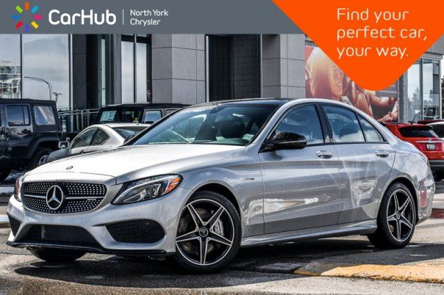 2017 MERCEDES-BENZ C-CLASS AMG C 43 in Thornhill, Ontario