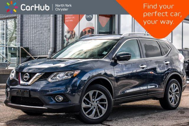 2015 NISSAN ROGUE S in Thornhill, Ontario