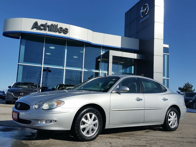 2005 Buick Allure *AS-IS* CXL, V6, Alloys in Milton, Ontario
