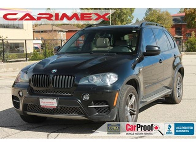 2011 BMW X5 xDrive50i NAVI   Pano Sunroof   Heated Seats in Kitchener, Ontario