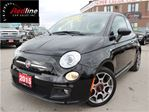 2015 Fiat 500 Sport Bluetooth-Accident Free-Auto in Hamilton, Ontario