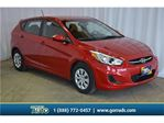 2016 Hyundai Accent GL/HEATED SEATS/LOW MILEAGE/BLUETOOTH/NEW TIRES in Milton, Ontario