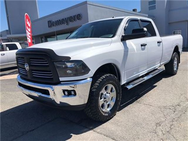 2016 DODGE RAM 2500 SLT in Simcoe, Ontario