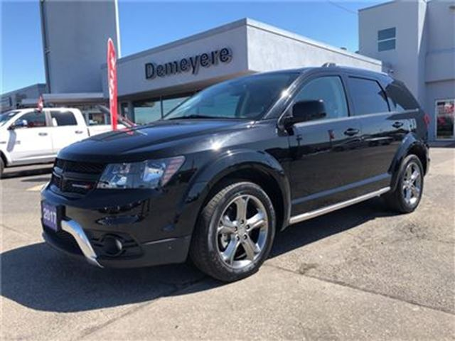 2017 DODGE JOURNEY Crossroad in Simcoe, Ontario