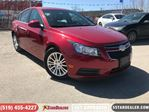 2011 Chevrolet Cruze ECO   CAR LOANS FOR ALL CREDIT in London, Ontario