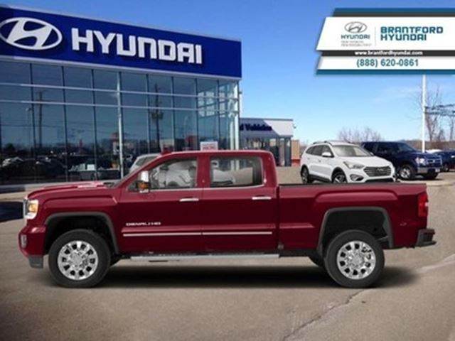 2018 GMC SIERRA 2500  Denali - Navigation -  Leather Seats in Brantford, Ontario