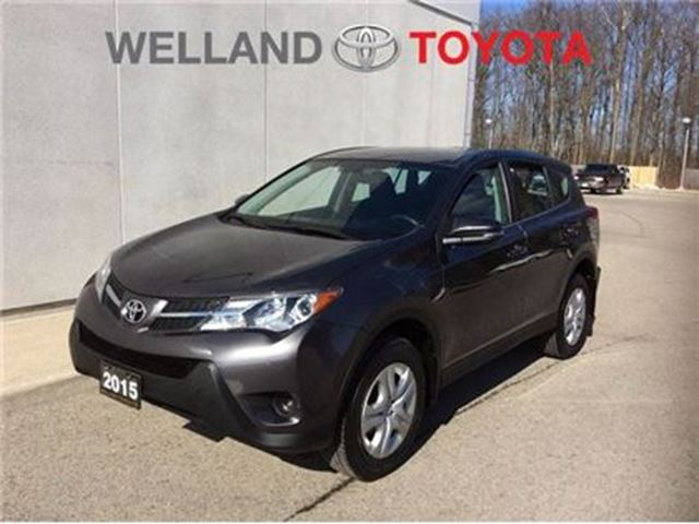 2015 TOYOTA RAV4 LE AWD in Welland, Ontario