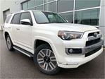 2017 Toyota 4Runner LIMITED!! 2017 CLEAROUT !! in Mississauga, Ontario