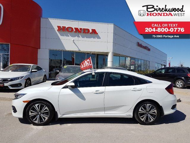 2016 HONDA CIVIC EX-T in Winnipeg, Manitoba