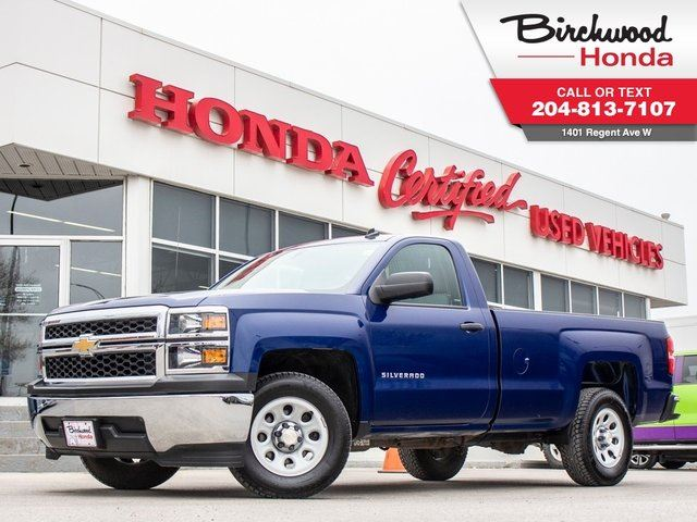 2014 CHEVROLET SILVERADO 1500 Work Truck w/2WT in Winnipeg, Manitoba