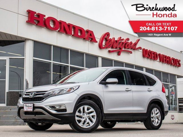 2016 HONDA CR-V EX AWD in Winnipeg, Manitoba