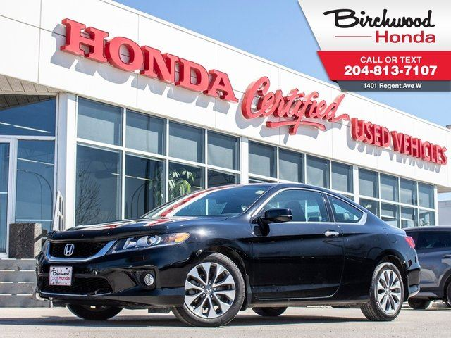 2015 HONDA ACCORD EX-L w/Navi in Winnipeg, Manitoba
