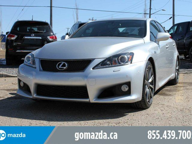 2011 LEXUS IS F ISF SUPERCAR 2 SETS OF RIMS/TIRES MINT!!!! in Edmonton, Alberta