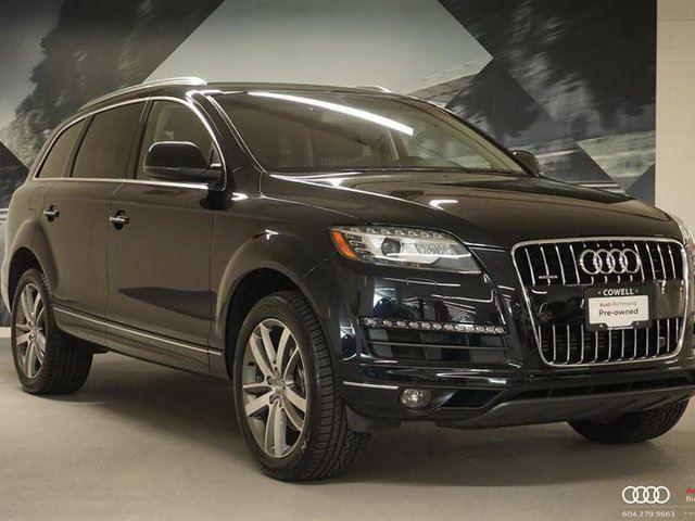 2012 AUDI Q7 3.0 Premium Plus in Richmond, British Columbia