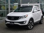 2013 Kia Sportage 2.0T SX Nav at in Vancouver, British Columbia