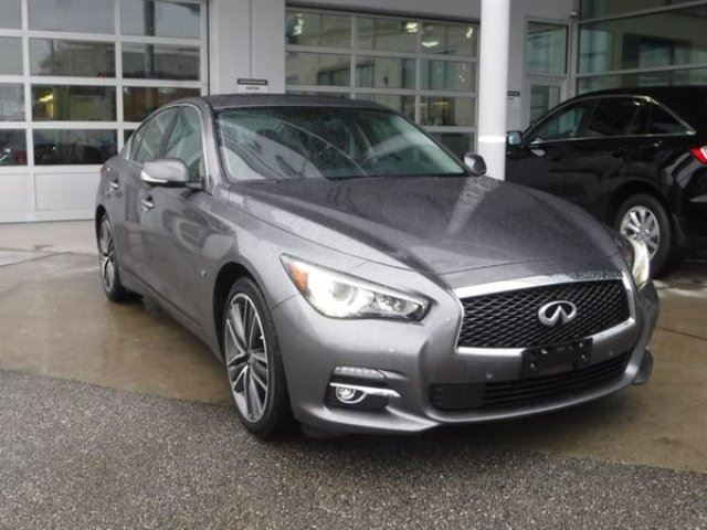 2015 INFINITI Q50 Limited in Coquitlam, British Columbia