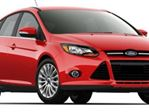 2012 Ford Focus TITANIUM HATCHBACK Leather, Heated Seats, Sunroof, Back-up Cam, A/C, - Edmonton in Sherwood Park, Alberta