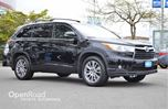 2016 Toyota Highlander XLE in Richmond, British Columbia